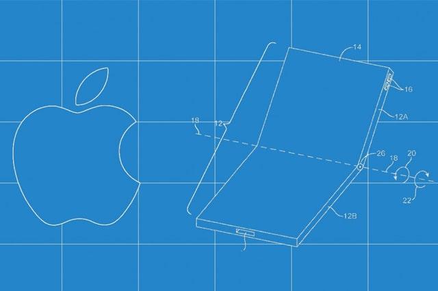 LG تعمل على تطوير شاشة قابلة للطي من أجل هاتف Apple المستقبلي