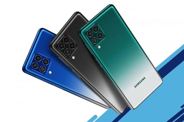 رسميا هاتف سامسونج غالاكسي اف 62 ببطارية 7000 مللي أمبير – مواصفات و سعر Galaxy F62
