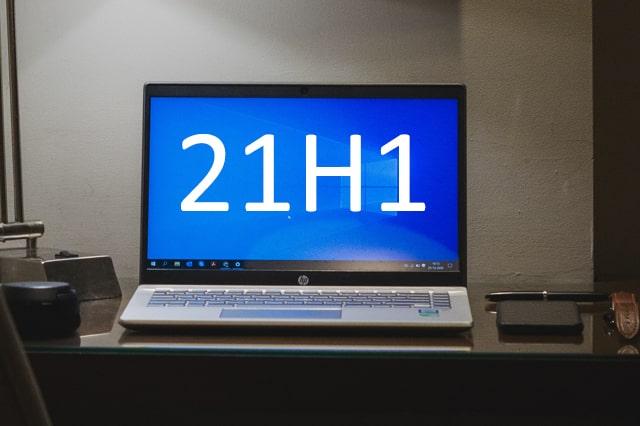 مايكروسوفت تعلن عن وصول تحديث 21H1 قادم الى ويندوز 10