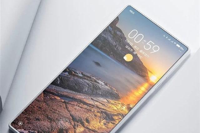 هاتف Xiaomi الفئة العليا Mi Mix 4 قد يأتي بتقنية الكاميرا تحت الشاشة