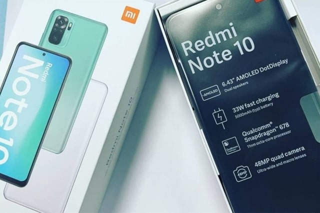 تسريب ضخم لهاتف ريدمي نوت 10 – Redmi Note 10 يظهر المواصفات و التصميم